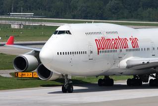 Pullmantur Air Boeing 747-446 EC-LNA