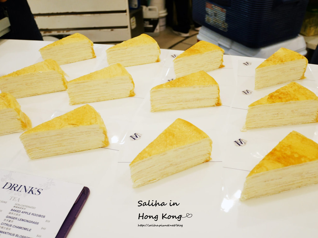 香港lady m分店海港城蛋糕種類推薦 (10)