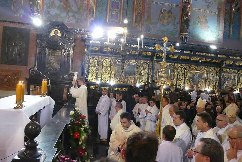 Pożegnanie Abp. Grzegorza Rysia z Archidiecezją Krakowską