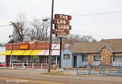 The Log Cabin    Memphis TN