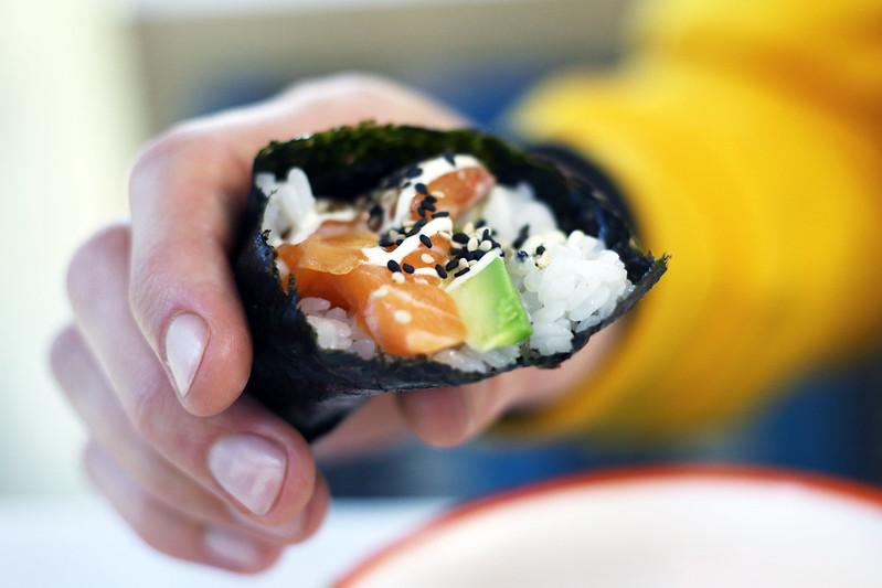 Yo Sushi Launch Sheffield