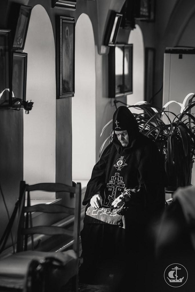 31.10 - 1.11 2017, Богослужения в Свято-Иоанновском монастыре на Карповке / 31.10 - 1.11 2017, Worship in the Convent of St. John of Rila