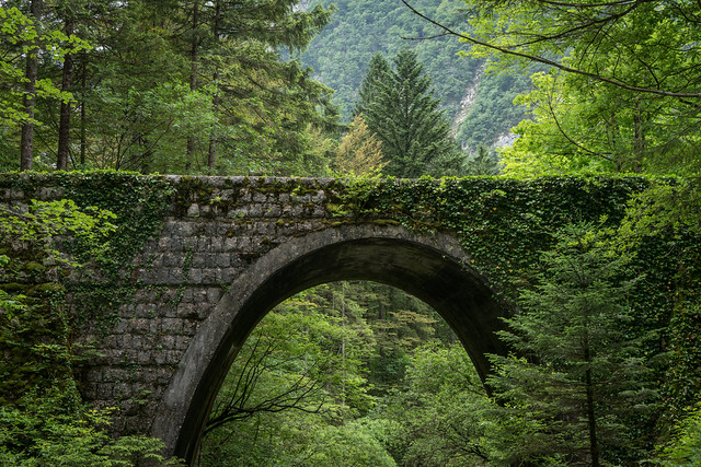 Kamnik Bistrica River