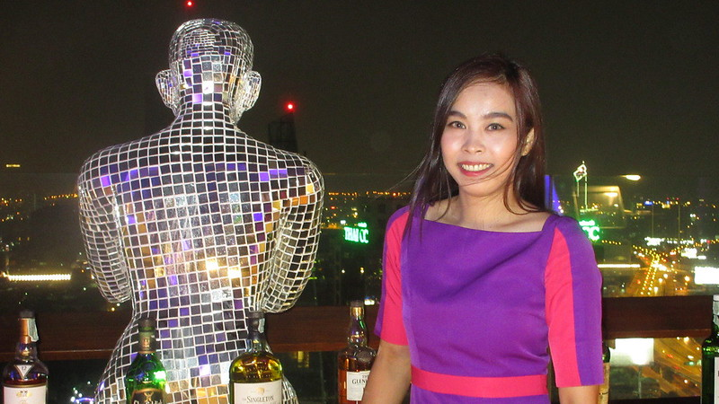 Spectacular Bangkok Sky Bars