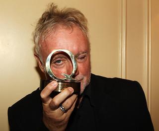 Roger Taylor, Q Awards @ Londra - 2011