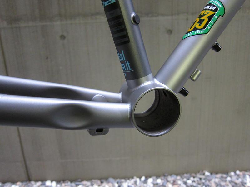 Niner RLT9 Steel FF BL BB