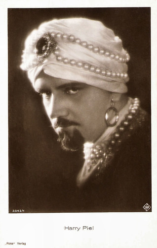 Harry Piel in Panik (1928)