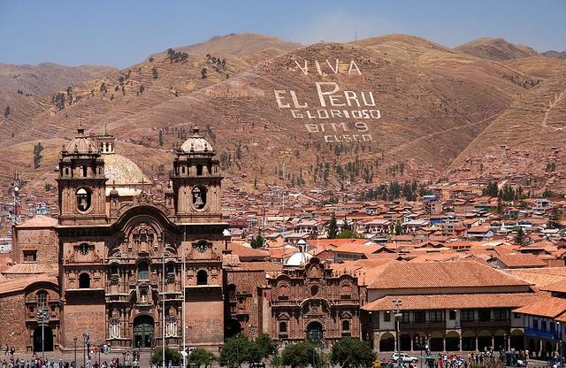 Перу, Куско