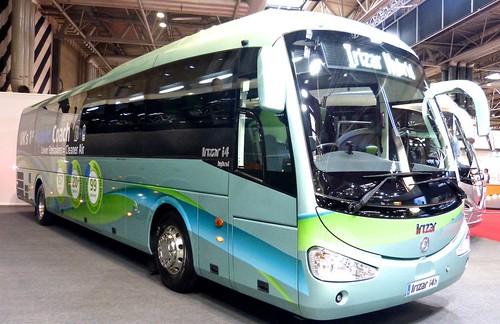 'Coach & Bus UK17' Irizar i4h /2 on 'Dennis Basford's railsroadsrunways.blogspot.co.uk'