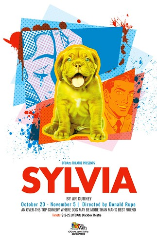 'SYLVIA' Presented by CFCArts Theatre