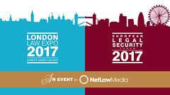 London Law Expo / European Legal Security Forum 2017 - 10th October 2017 - Event by Netlaw Media