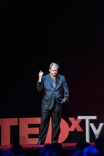 TEDxTysonsSalon @ Wolf Trap (Bob Harris)