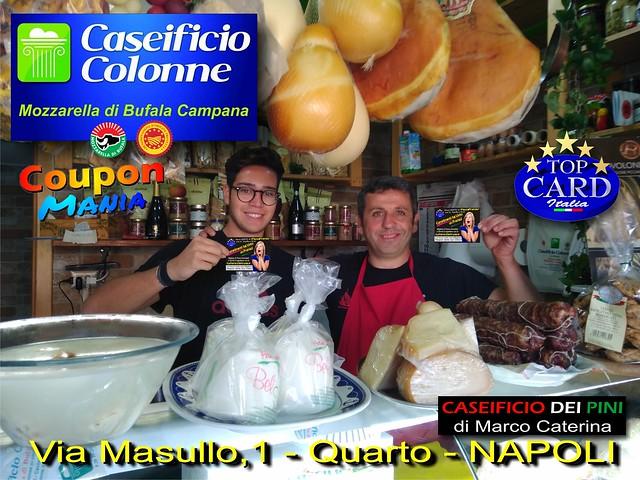 CASEIFICIO DEI PINI - Via Masullo,1 - Quarto-NAPOLI