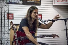 Kiko Loureiro Guitar Clinic