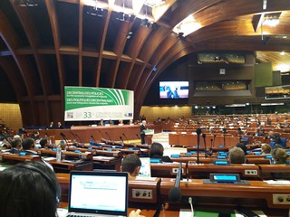 33. Kongress des Europarates