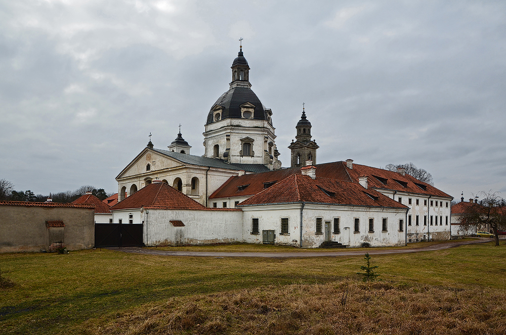 09_Lithuania_Kaunas_Pazaislis Monastery