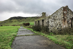 Abandoned Farmhouse on the Road to Knockdhu