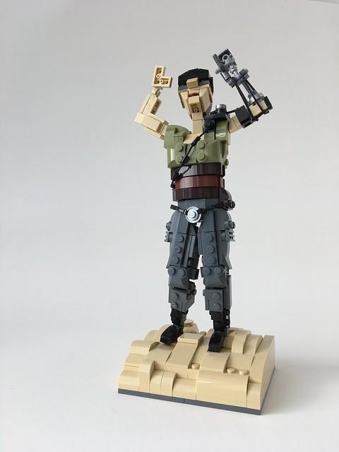 Octobarf #1: Imperator Furiosa