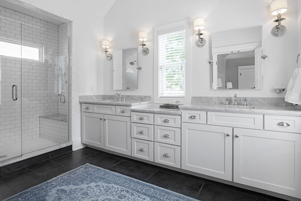 Interior Houzz Bathroom a style makeover for master bathrooms the houzz blog are getting according to 2017 u s bathroom trends study which found that 90 of renovating homeow