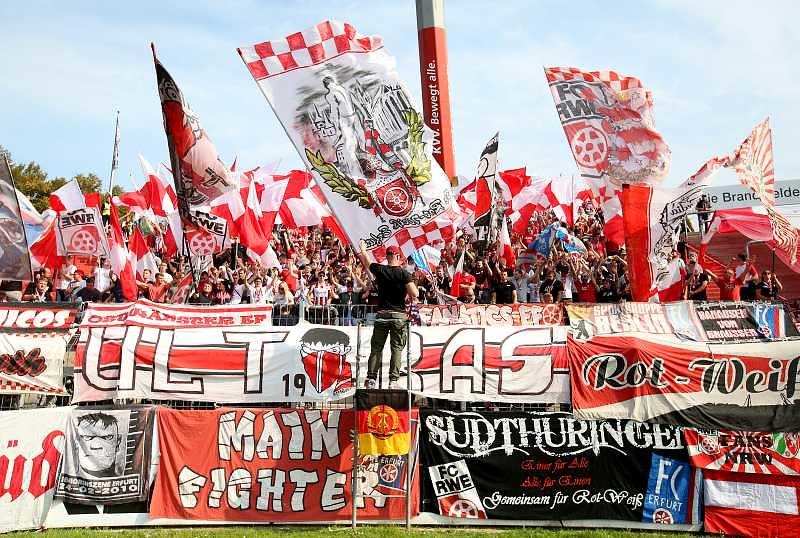 24.9.2017 Karlsruher SC - FC Rot-Weiss Erfurt