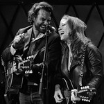 Thu, 14/09/2017 - 6:04am - The Lone Bellow (Zach Williams; Kanene Donehey Pipkin; Brian Elmquist) perform for WFUV Public Radio at Rockwood Music Hall in New York City, 9/14/17. Hosted by Rita Houston. Photo by Gus Philippas/WFUV