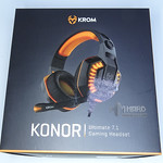 Auriculares KONOR Ultimate Gaming Headset 2