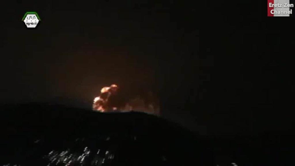 New Israeli Airstrikes Hit Damascus, Syria to Facilitate the Job of FSA Terrorists
