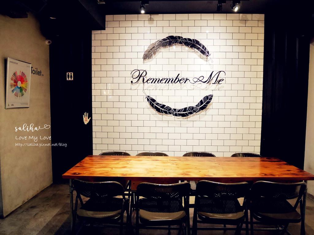台北小巨蛋站Remember Me記得我咖啡館 (8)