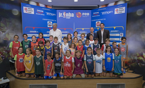 Draft Liga Jr NBA-FEB 2017 Madrid