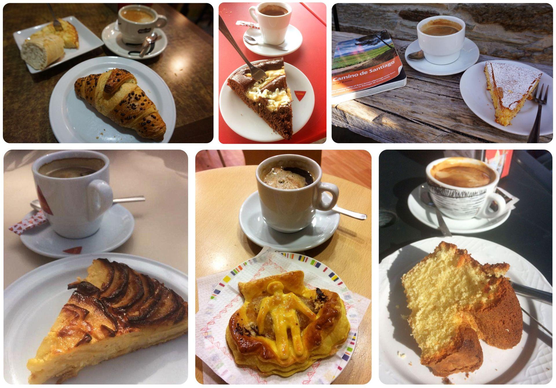 Camino de Santiago Cakes