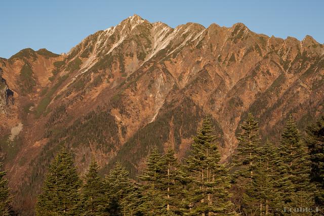 Shinhotaka Ropeway 2017.10.27 (28) Mount Nishihotaka (Nishihotaka-dake)