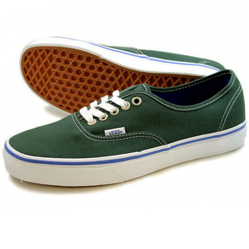 VANS Authentic Green Gables 23.5cmQ&U