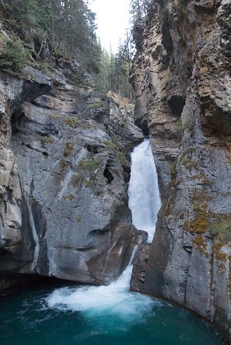 Lower Falls @ Johnston Canyon