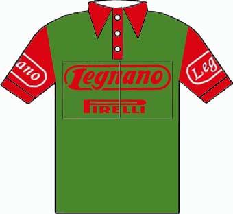 Legnano Pirelli - Giro d'Italia 1953