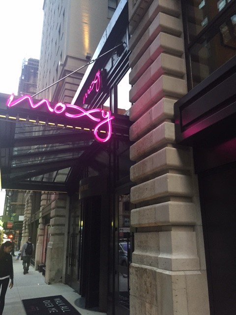 Fitness at the Moxy (1)