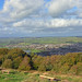 View from Otley Chevin