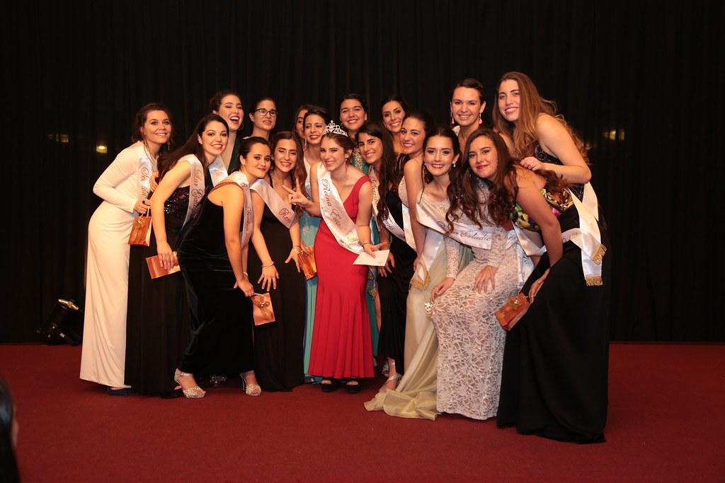 Gala de Coronación Reina Estadio Español 2017-2018
