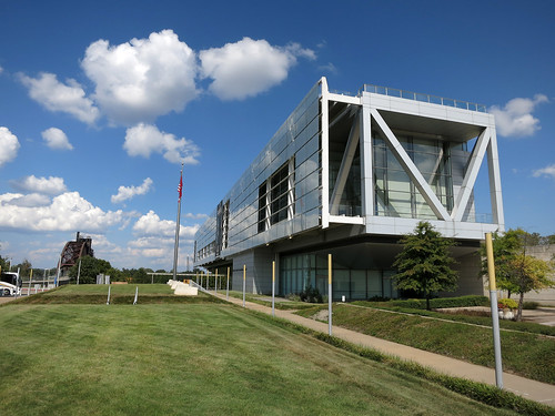 William J. Clinton – Presidential Library and Museum (4030)