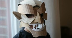 Pinned to Mask Yourself on Pinterest