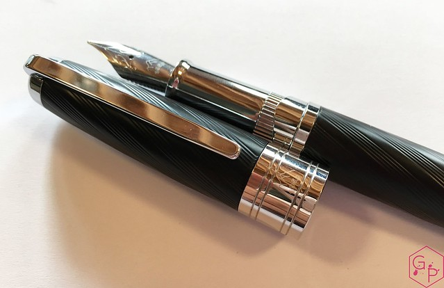 Review 3952 X800 Fountain Pen @PenChalet 14