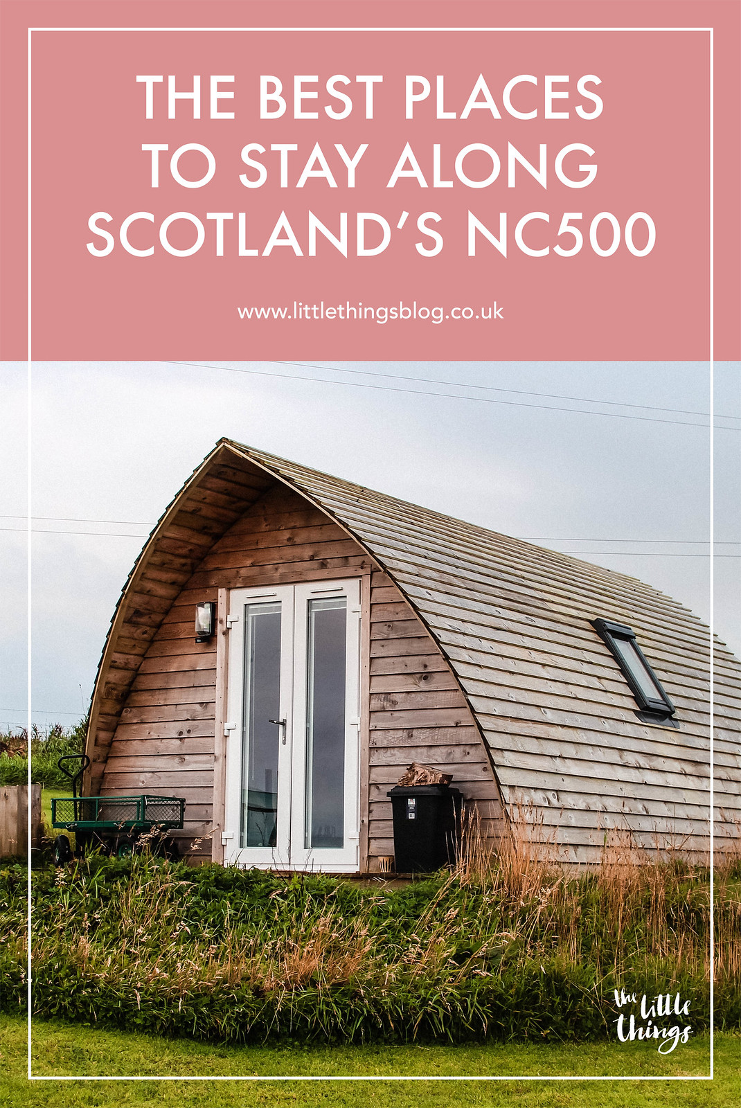 The best places to stay along Scotland's NC500 route