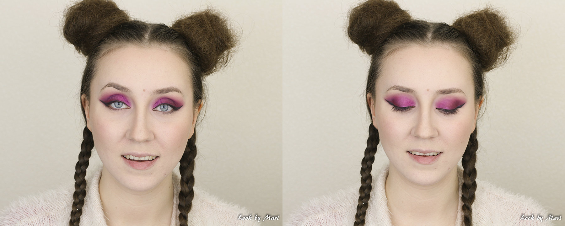 6 pink eye makeup tutorial ideas inspo inspiration blog
