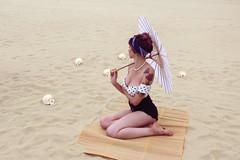La fleur de la plage