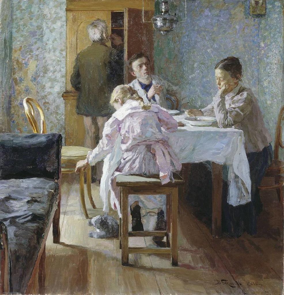 瓦西里·巴克舍耶夫画作选4