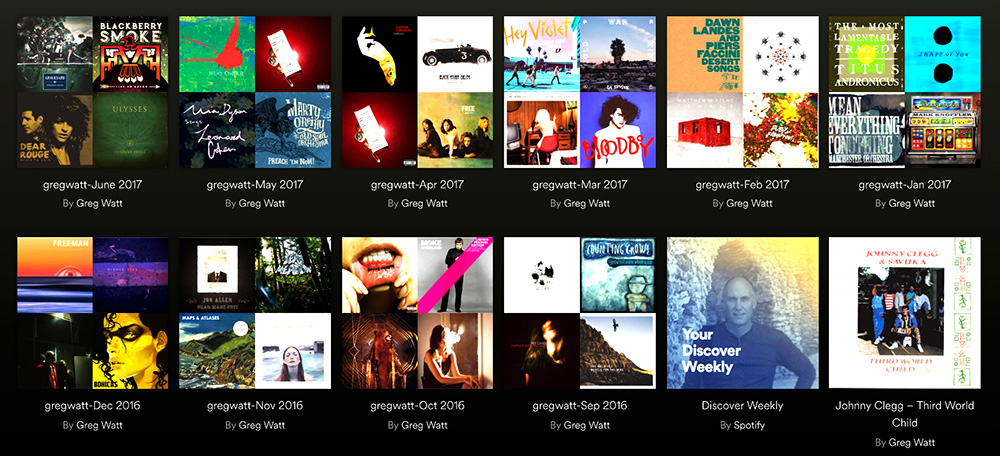 Music To Travel By  |  2013 Year