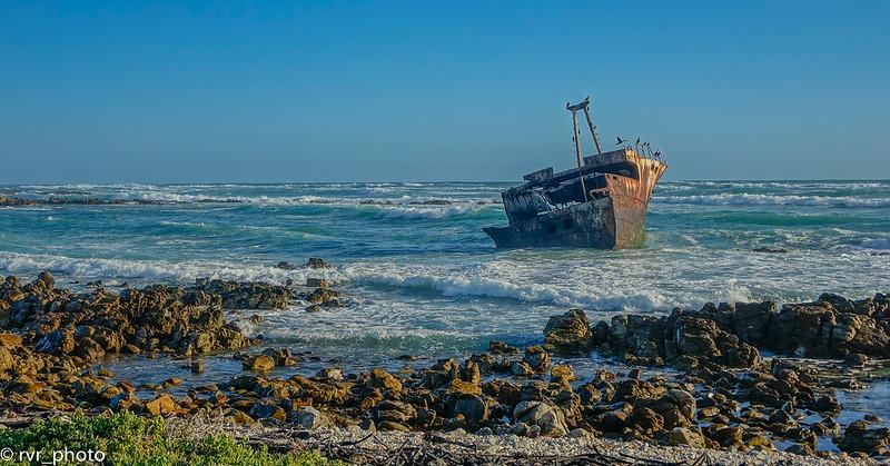 Cape Agulhas - Sudáfrica