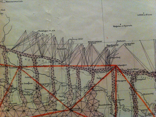 Mapping India with Maths - The Great Trigonometric Survey - The Science Museum