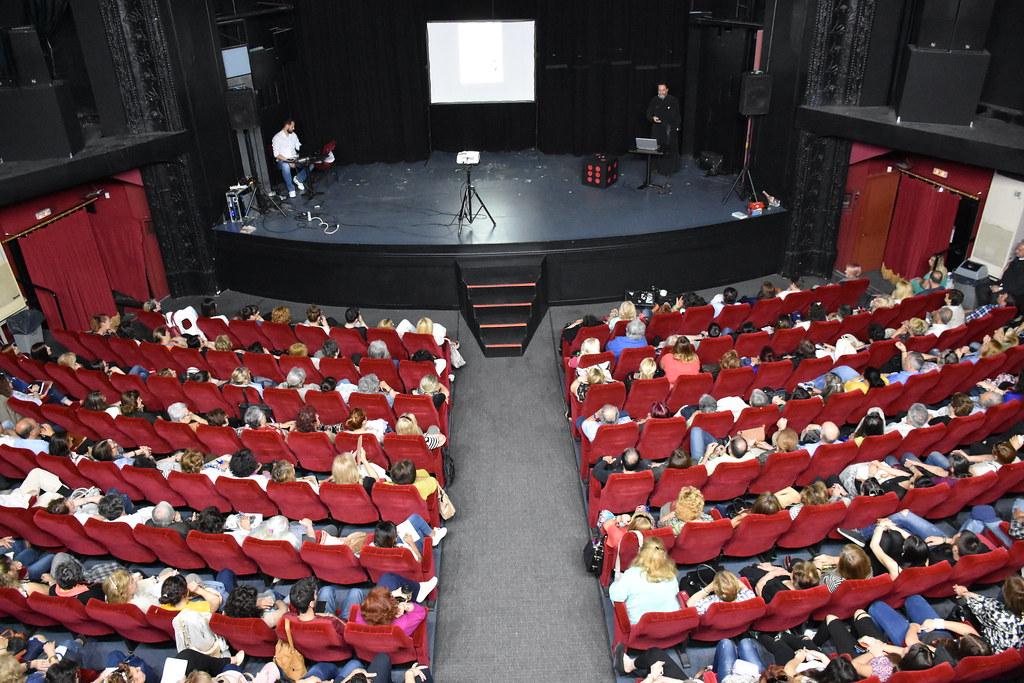 Ομιλία για τον Φόβο - Αθήνα 13/5/2017