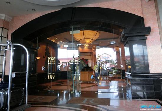 Renaissance Hotel in KL