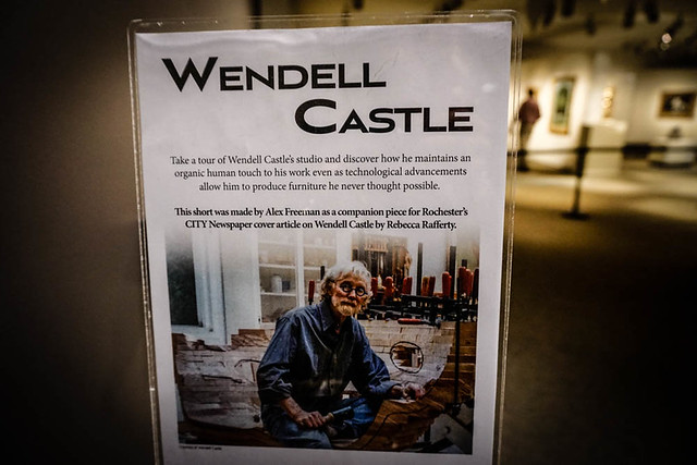 """Wendell Castle: Remastered"" Preview Party"